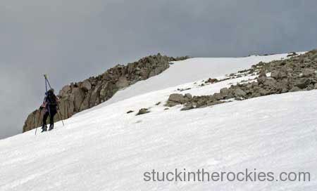 mount princeton ski 14ers