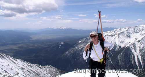 ted mahon ski 14ers