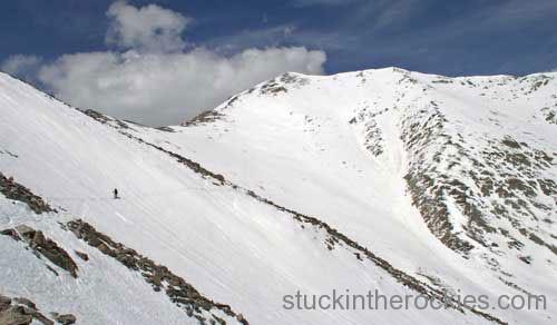 ski 14ers mount princeton