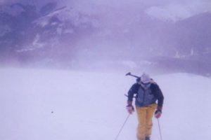 14er Ski Descents – Quandary Peak – April 24, 2000