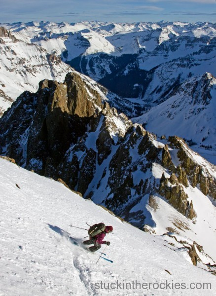 christy mahon ski mount sneffels