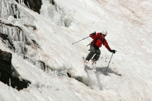 14er Ski Descents – South Maroon Peak – May 31, 2006