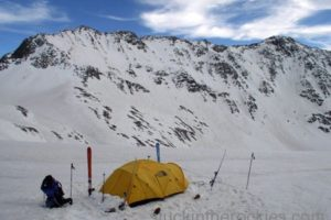 14er Ski Descents – El Diente – May 19, 2004