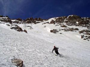 ski el diente ski 14ers