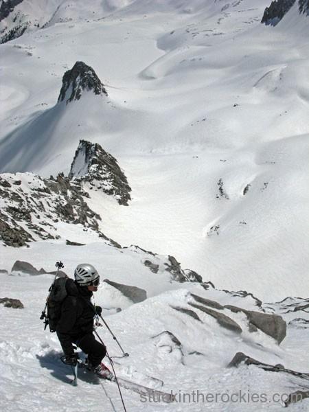telamark capitol peak
