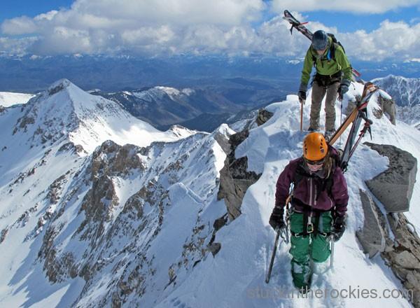 ski capitol peak fred marmsater