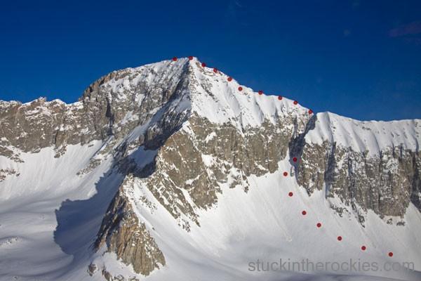 ski capitol peak