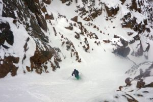 14er Ski Descents – Pikes Peak – May 1, 2010