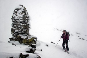 giant cairn culebra peak