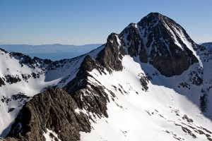 14er Ski Descents – Little Bear Peak – May 31, 2007