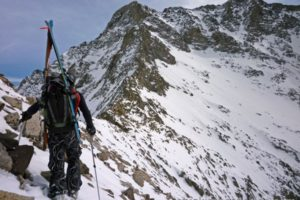 14er Ski Descents – Little Bear Peak – March 6, 2010