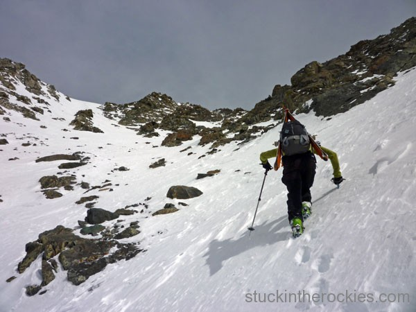 little bear peak, ted mahon, ski 14ers