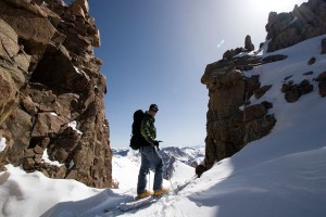 14er Ski Descents – Mount Eolus – May 26, 2007