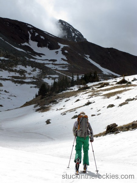 Ski mount lindsey