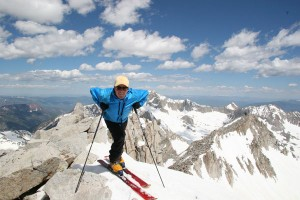 14er Ski Descents – Snowmass Mountain – May 21, 2006