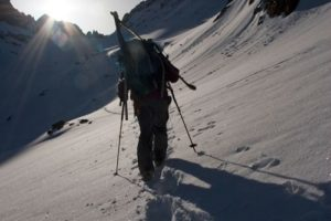 14er Ski Descents – Windom Peak – May 27, 2007