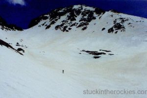 14er Ski Descents – Mount Bross – May 13, 1999