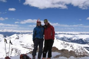14er Ski Descents – Mount Democrat – April 27, 2006