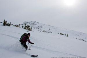 14er Ski Descents – Holy Cross – February 27, 2010