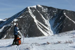14er Ski Descents – San Luis Peak – May 19, 2005