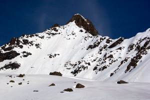 14er Ski Descents – Wetterhorn Peak – May 18, 2005