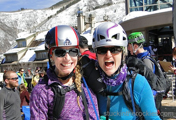 aspen snowmass power of four, christy mahon, anda smalls