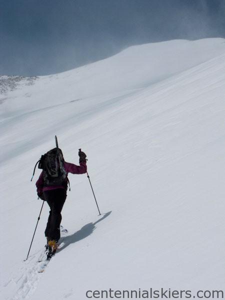 Crystal Peak ski 13ers