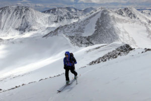 pacific peak, ski 13ers