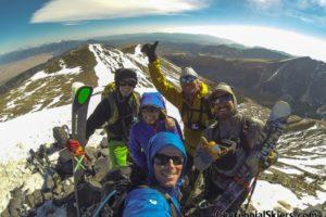 California Peak – 13,849 ft.