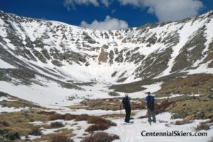 Mount Ouray – The Devil's Armchair