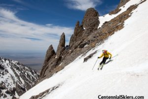 Columbia Point – 13,980 ft.