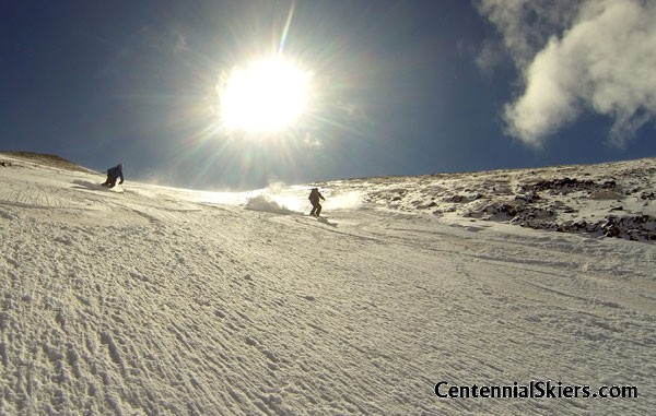 Jones Mountain, Centennial Skiers