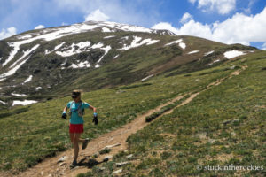 The Mount Elbert Run