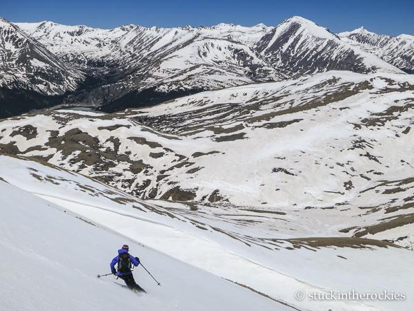 christy mahon, mount silverheels, centennial skiers