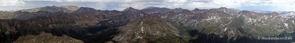 williams mountain, lost man loop