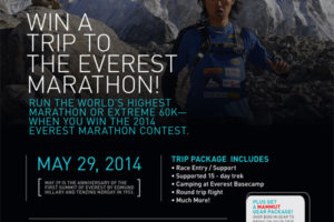 The Everest Marathon Series
