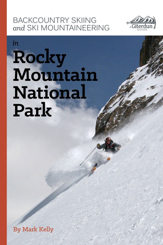 backcountry ski guide to Rocky Mountain National Park, North Face Longs Peak