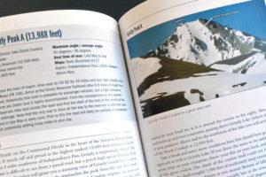 Climbing and Skiing Colorado's Mountains – the guidebook