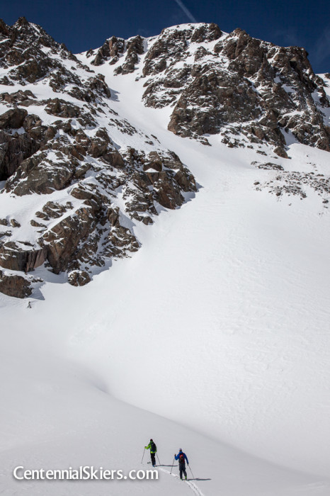 halo ridge, Centennial Skiers
