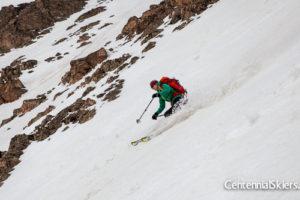 Half Peak 13,841 ft.