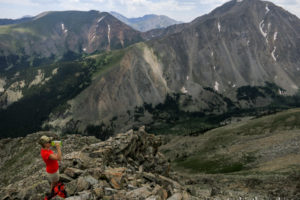 Rinker Peak and Mount Hope