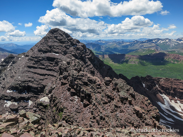 Maroon Bells Traverse