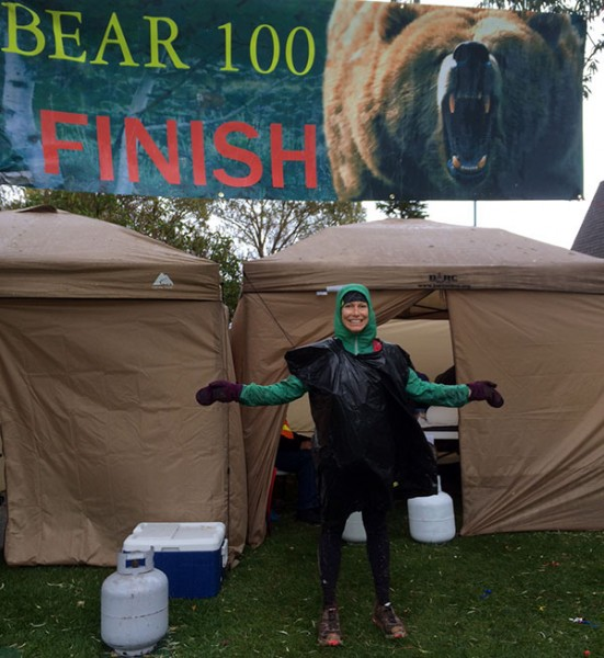christy mahon at the bear 100