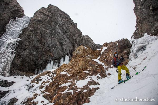 South Face of potosi peak