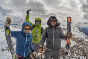 Stewart Peak – 13,983 ft.
