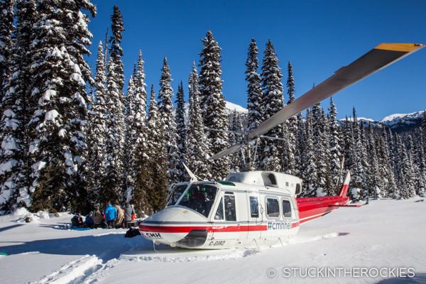 Cariboos Skiing