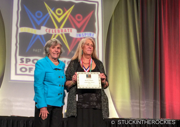 Merilee Maupin, Colorado Sportswomen of the year