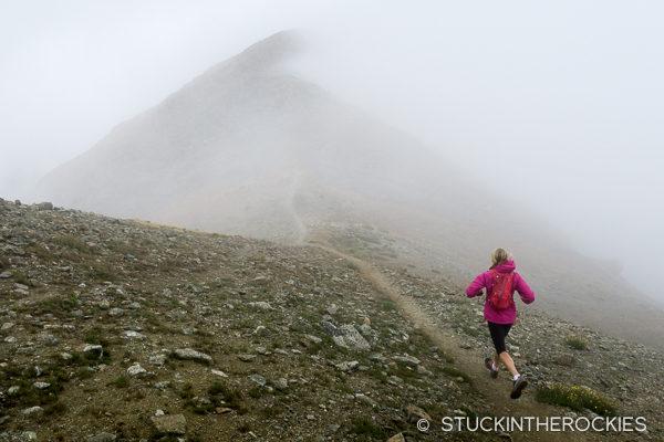 14er Mount Columbia