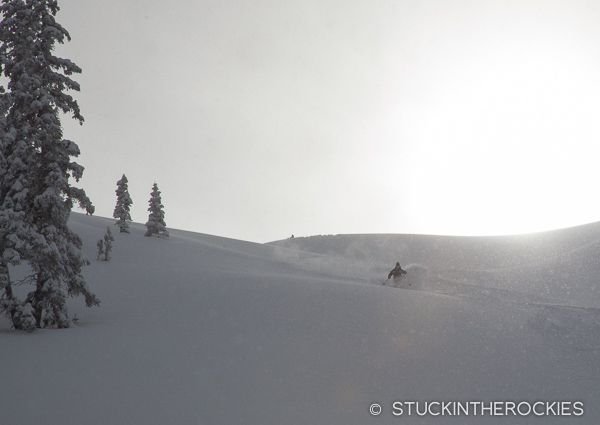 Cold Smoke backcountry skiing