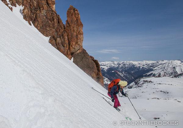 Skiing Golden Horn